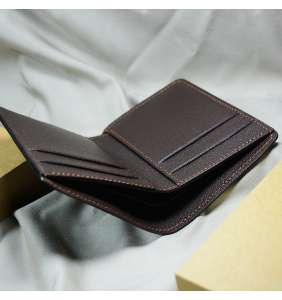 Alran wallet leather handmade